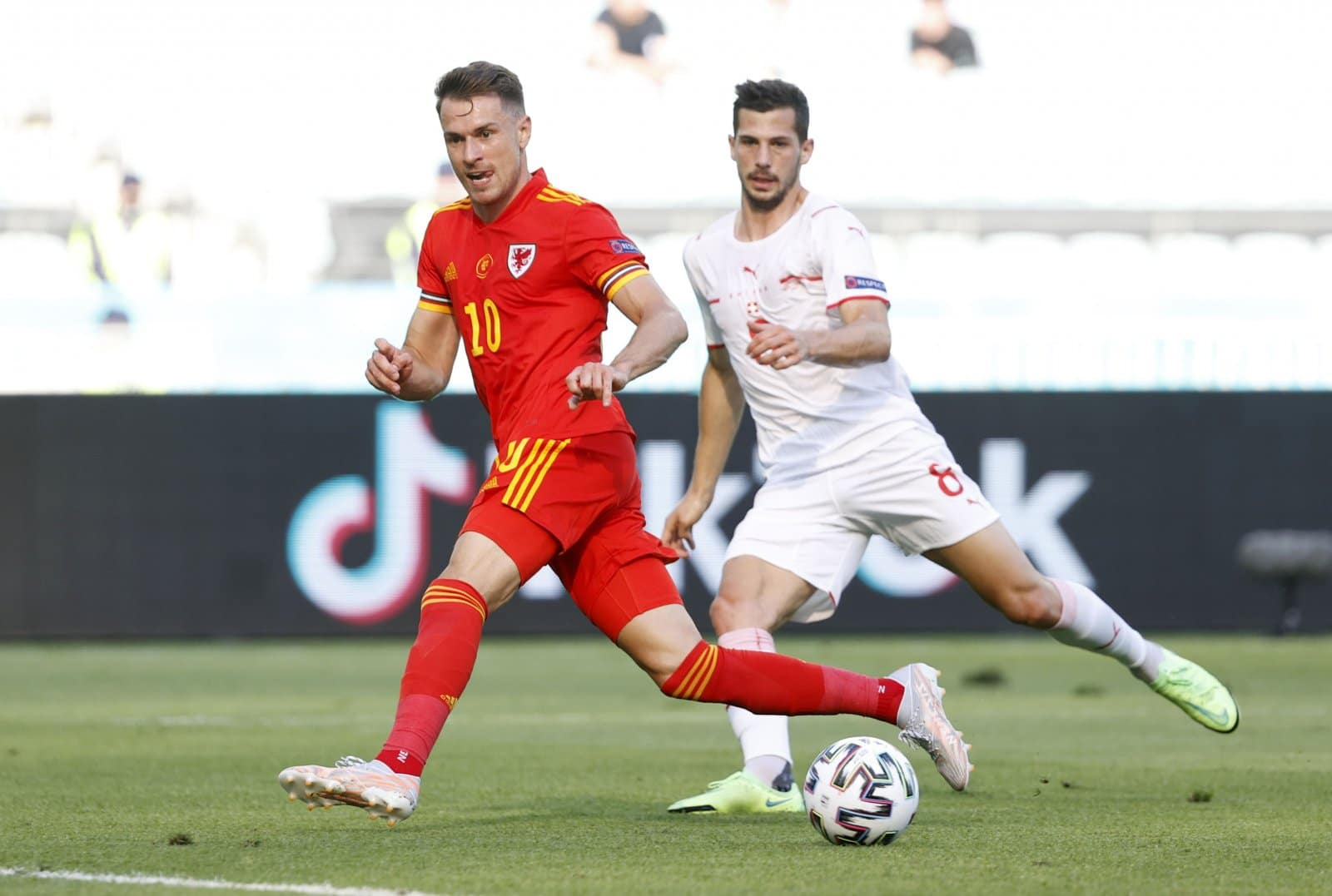 Euro 2020: Wales, Switzerland Share The Spoils In Opening Fixture