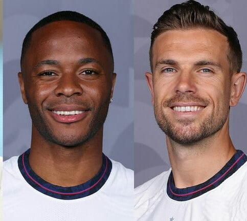 England Stars Sterling, Henderson To Receive MBEs