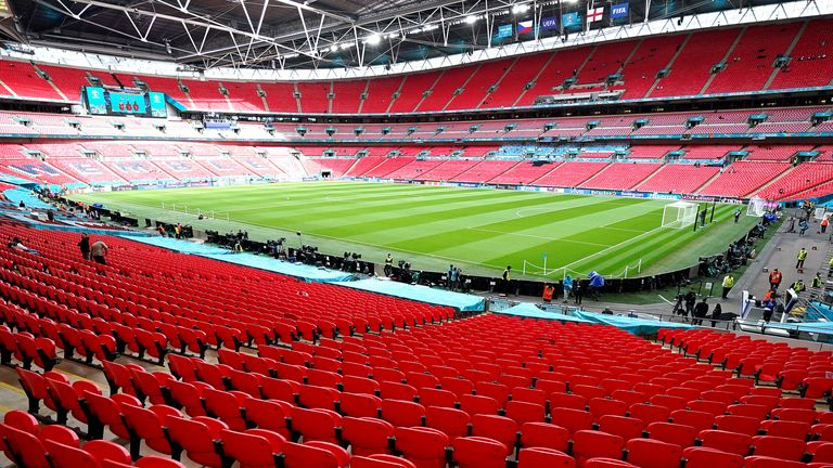 Euro 2020: Germany Banned From Training At Wembley Ahead England Clash