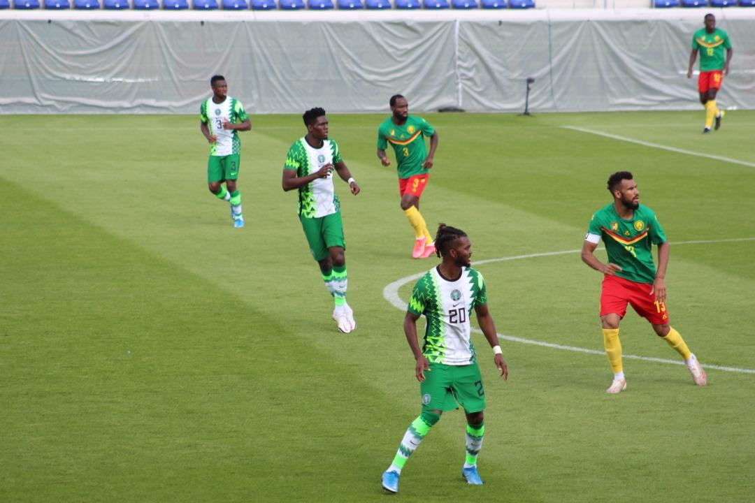5 Takeaways From Super Eagles' Goalless Draw With Cameroon