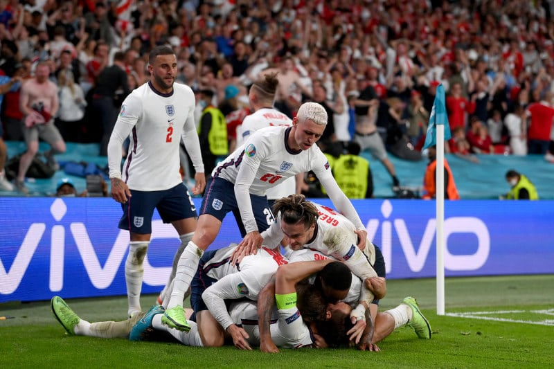 Euro 2020: England Beat Denmark To Set Up Epic Final Clash With Italy