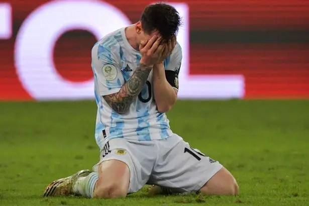 Messi Breaks Ronaldo's Instagram Record