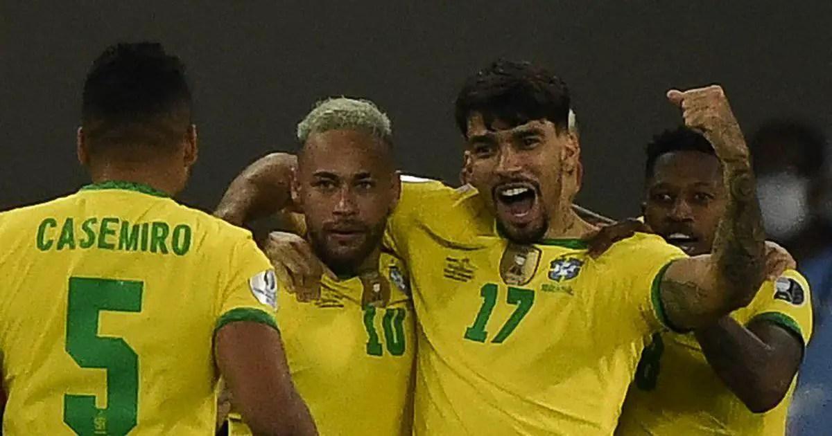 Copa America: Paqueta's Goal Sends 10-Man Brazil Into Semi-Final
