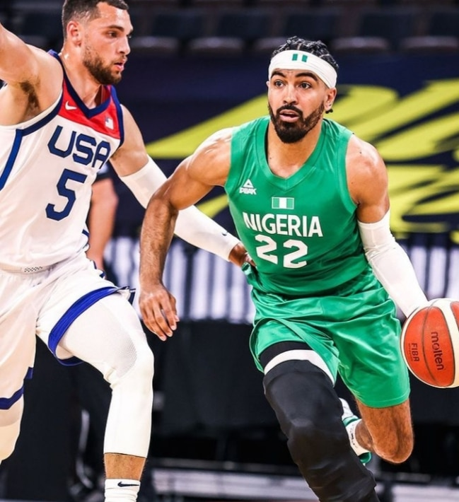 EXCLUSIVE: 'How D'Tigers Pulled Shock Win Against USA; We'll Get Better Everyday'  –Nnamdi Vincent