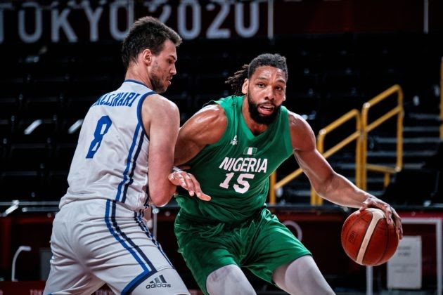 Tokyo 2020: D'Tigers Crash Out After Defeat To Italy