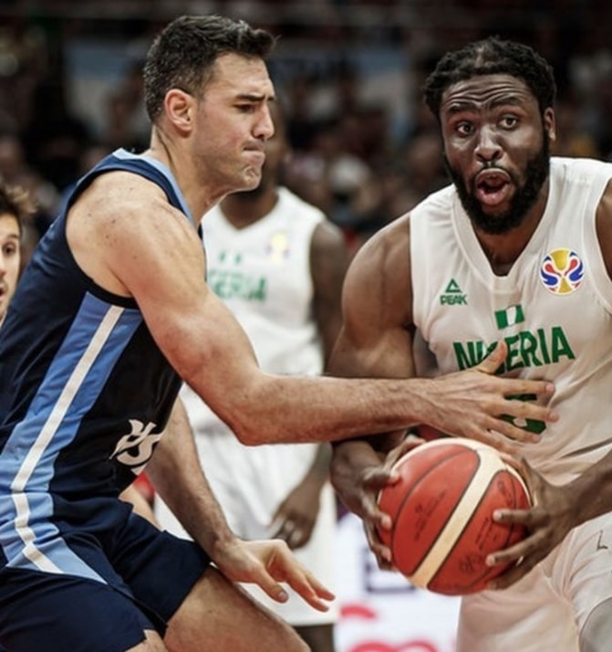 D'Tigers Captain Ike Diogu Gifts Teammates Sports Gears From Own Clothing Line, GRRR