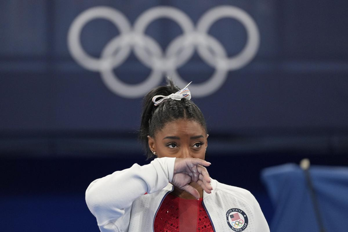Tokyo 2020: Simone Biles Unsure Of Return To Olympic, Citing Mental Health Issue