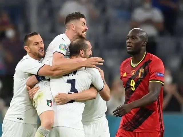 Exclusive: 5  Takeaways From Belgium 1 – 2 Italy: Euro 2020 Quarterfinal Clash