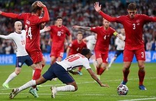 Euro 2020: 'It Was Not A Penalty' –Wenger Disputes Ref's  Decision In England vs Denmark