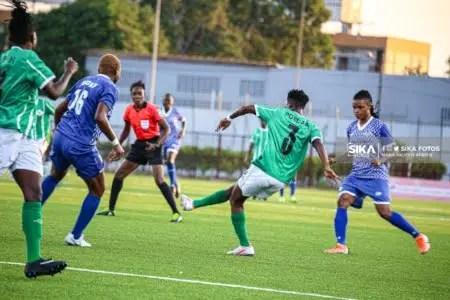 CAF Women's C/League Qualifier: Rivers Angels Beat Ghana's Hasaacas Ladies