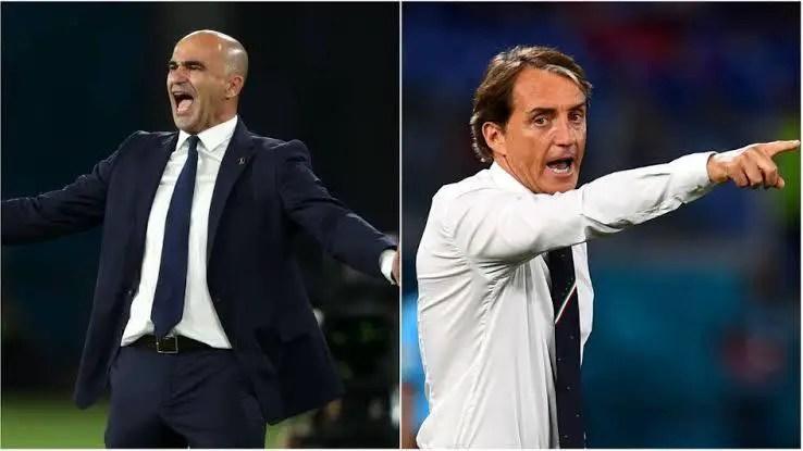 Euro 2020: Mancini Seeks Redemptive Win Against FA Cup Nemesis Martinez