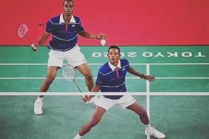 Tokyo 2020 Badminton: Nigeria Men's Doubles Olofua, Opeyori Crash Out After Defeat To Denmark
