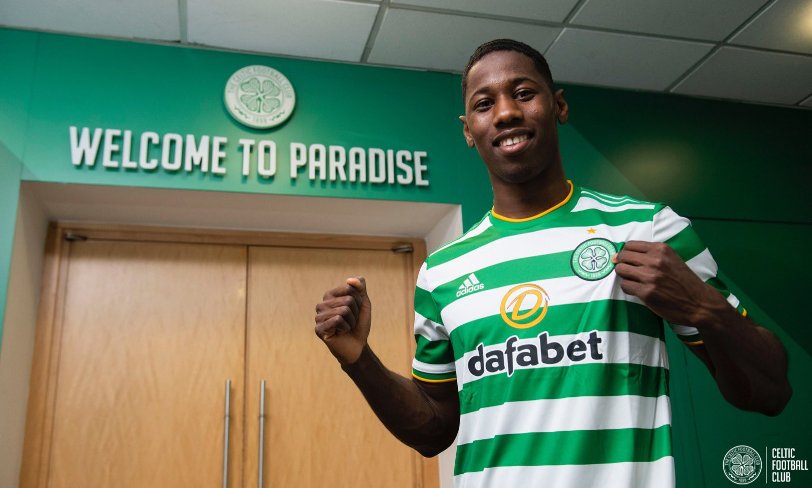 Osaze Urhoghide Joins Scottish Club Celtic