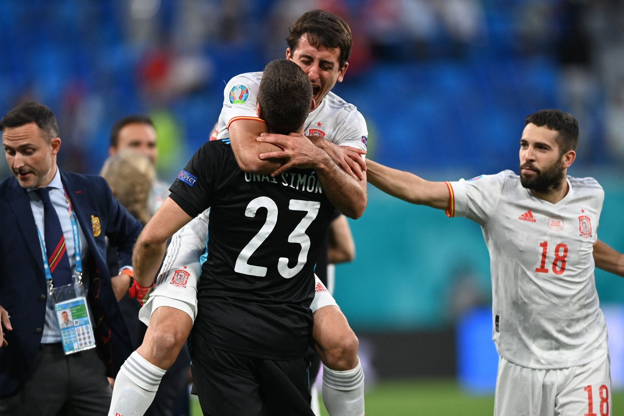 Euro 2020: Spain Survive Switzerland Scare To Zoom Into Semi-finals