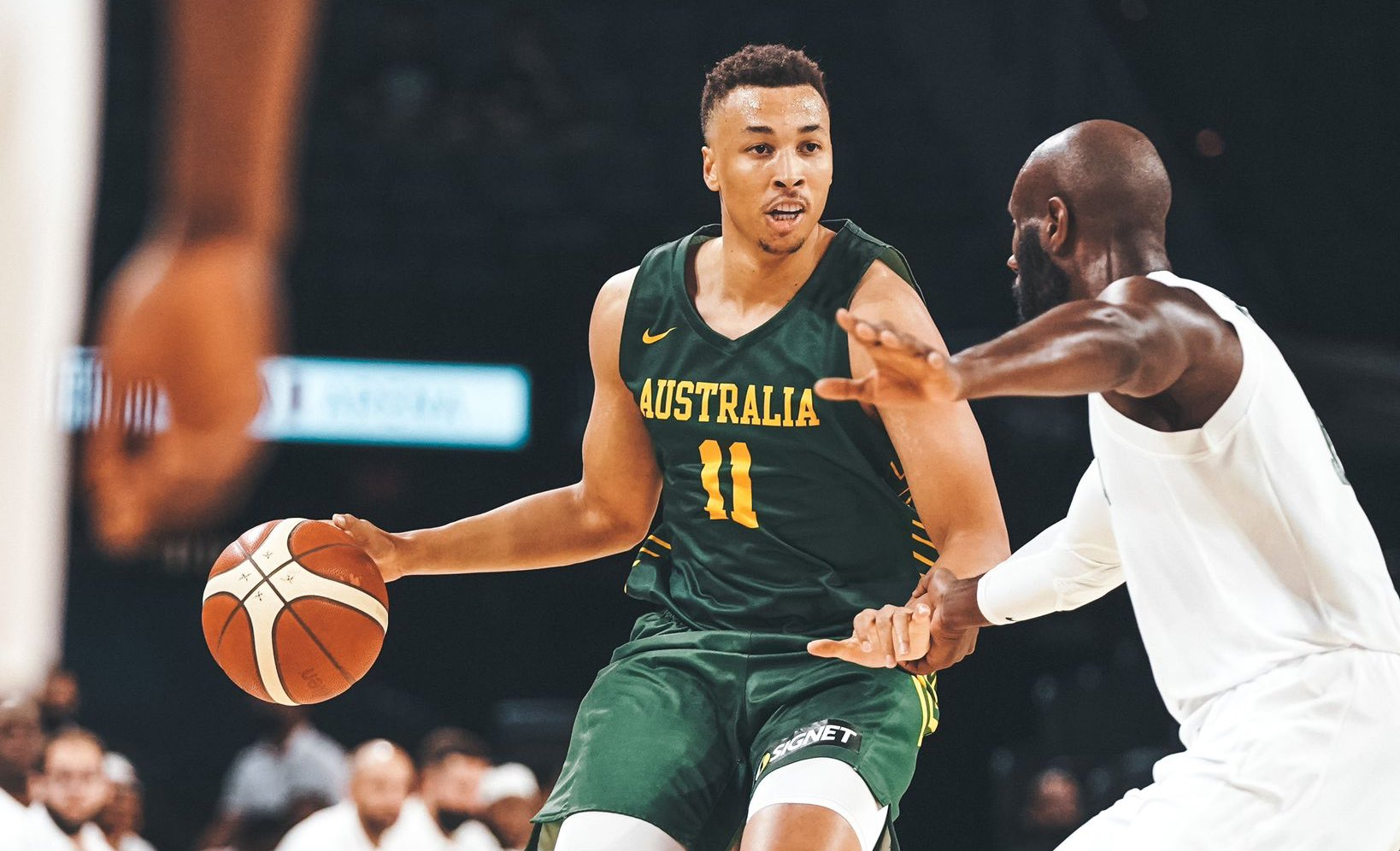 Pre-Olympic Friendly: D'Tigers Suffer Heavy Defeat To World Number Three Australia