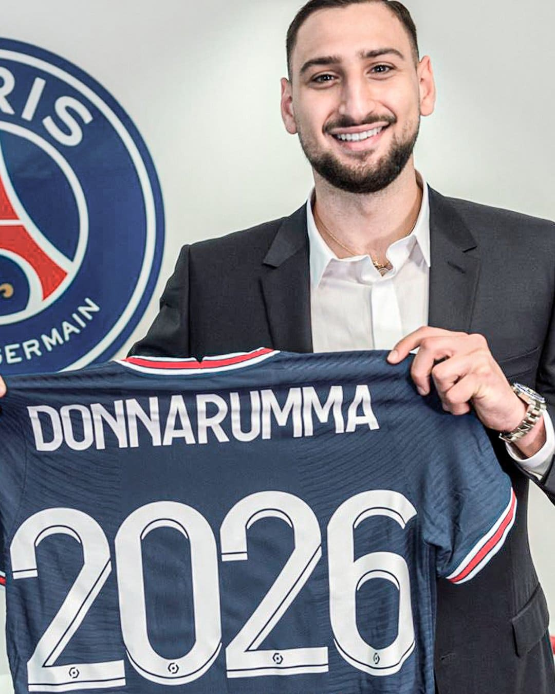 OFFICIAL: Euro 2020 MVP Donnarumma Joins PSG On Five-Year Deal