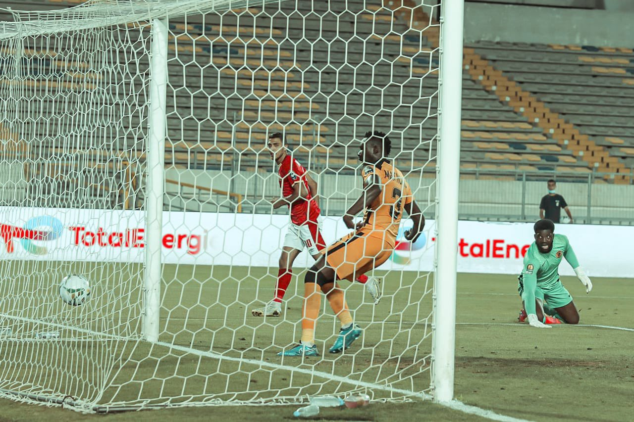 Akpeyi, Ajayi In Action As Al Ahly Thrash Kaizers Chiefs, Clinch Record-Extending 10th C/L Title