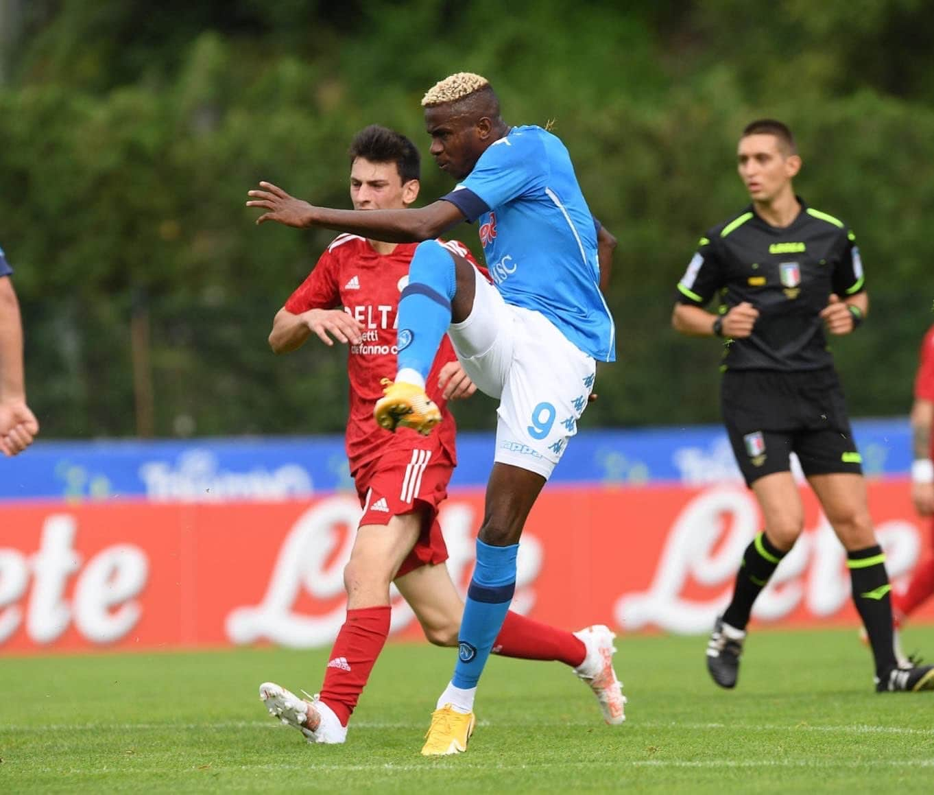 Spalleti Can Help Osimhen Become Serie A Top Scorer – Agent
