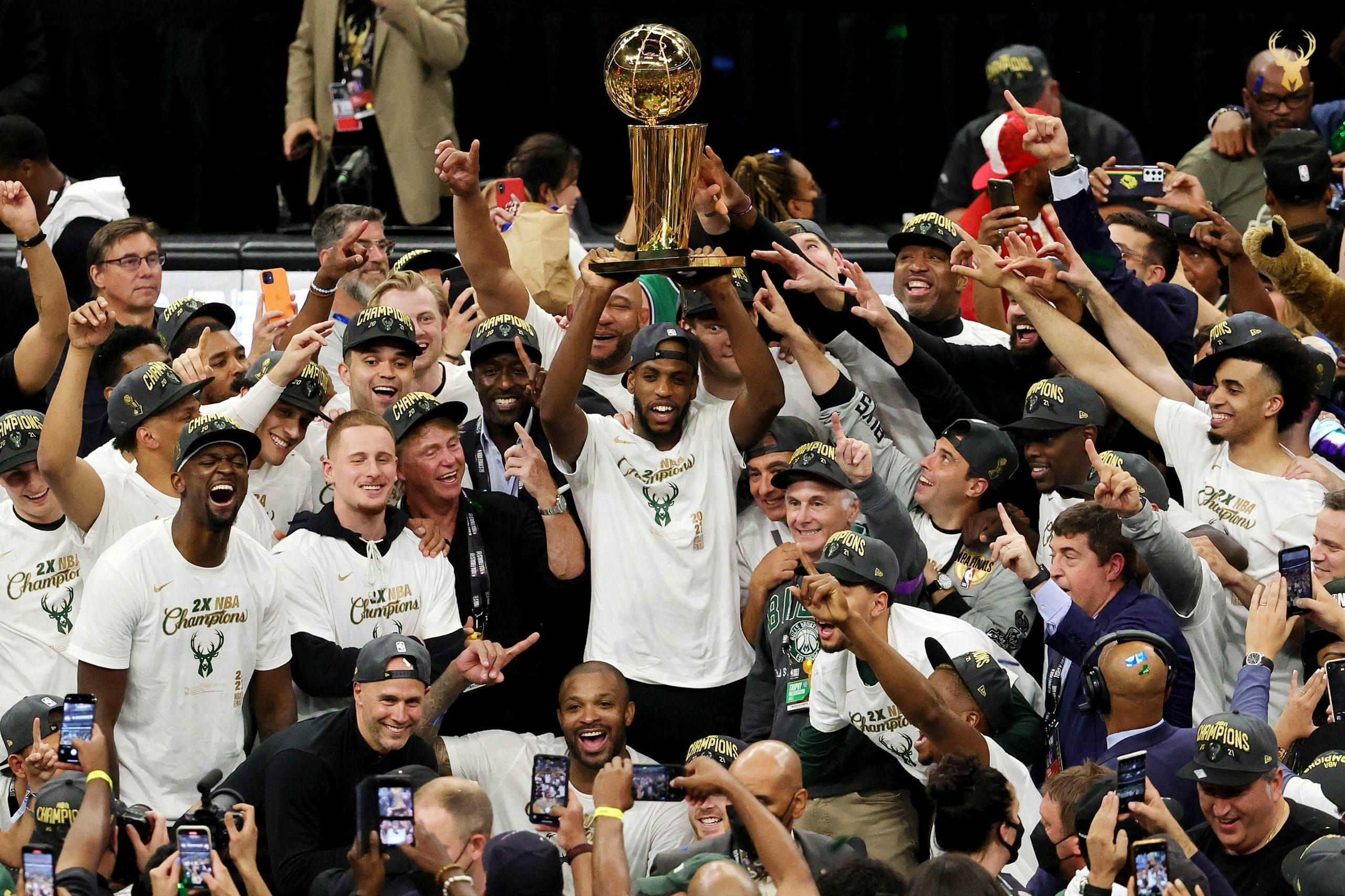 Giannis Inspires   Milwaukee  Bucks To First NBA Title Since 1971