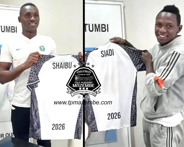 TP Mazembe Sign Nigerian Goalkeeper Shaibu