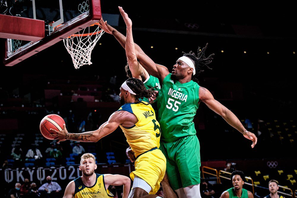 Tokyo 2020 Basketball: D'Tigers Lose To Australia In Group Opener