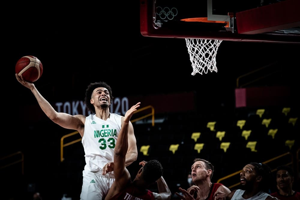 Tokyo 2020: D'Tigers Blow 11  Point Lead To Lose Second Group Game Against Germany