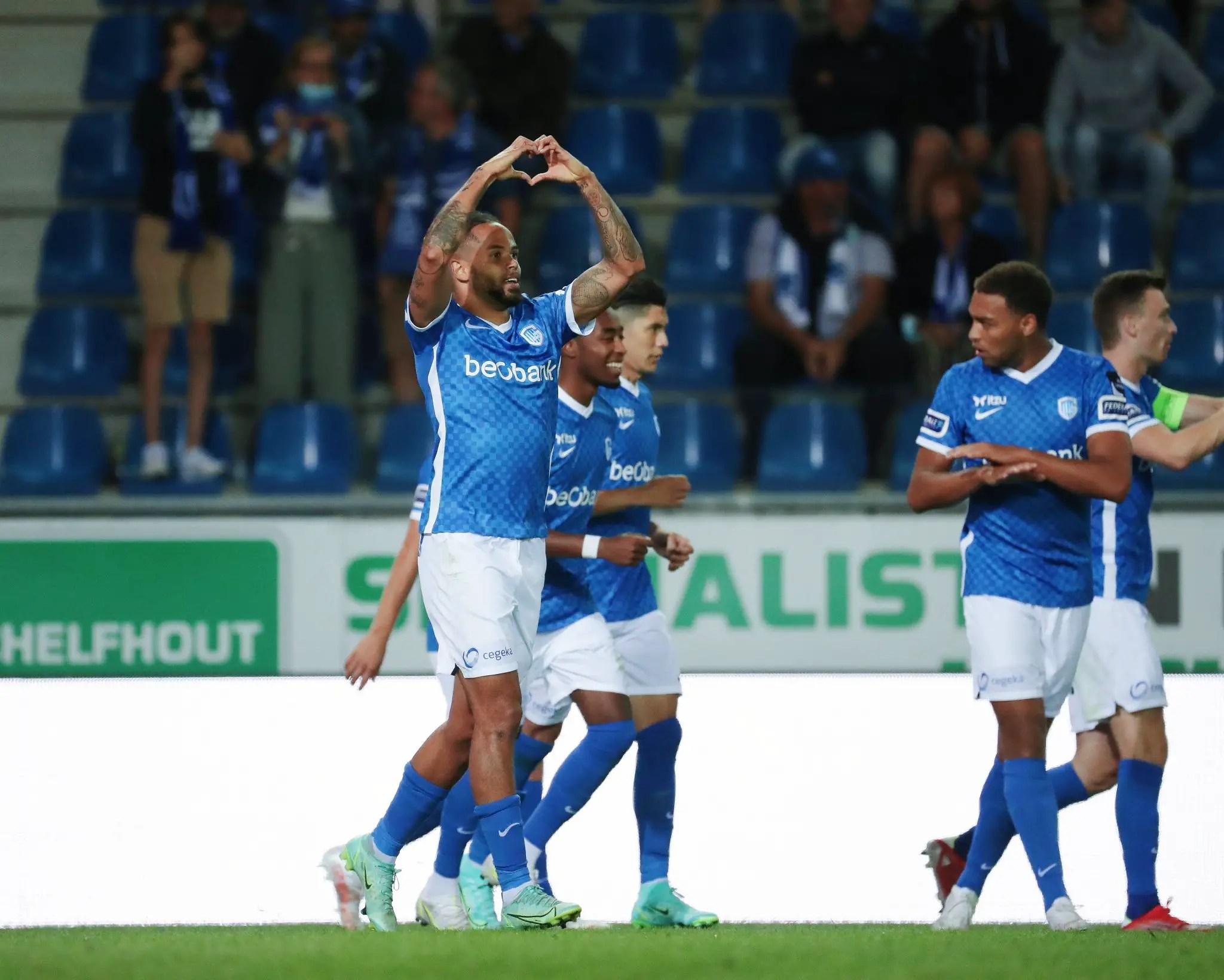 Belgian Jupiler: Dessers Bags Assist Again, Onuachu Not Listed As Genk Lose In Seven-Goal Thriller