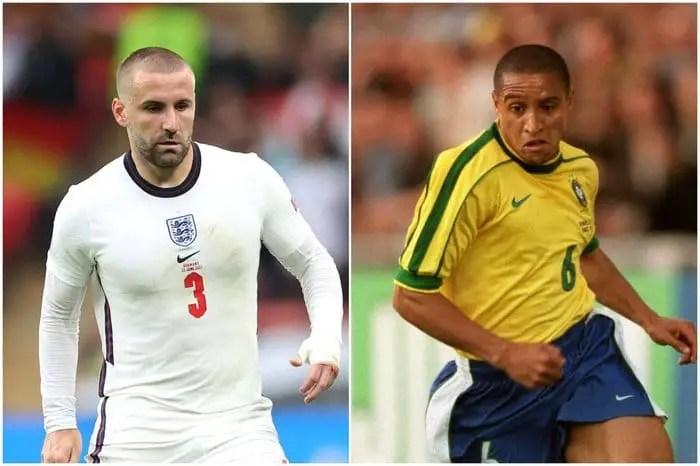 Euro 2020: Brazil Legend Rivaldo Reacts To Shaw, Roberto Carlos Comparisons