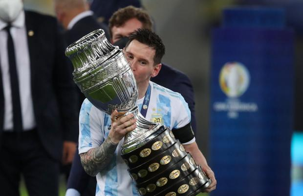 Messi Remains World's Best Player -Iniesta