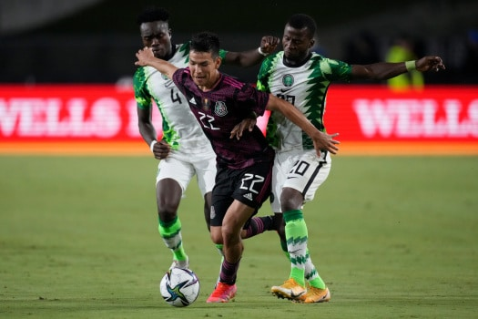 Exclusive: My Fear For Rohr, Super Eagles Ahead 2020 World Cup Qualifiers-Akpoborie