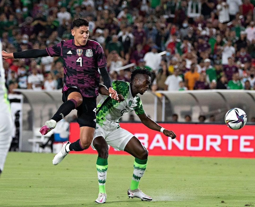 Atletico Midfielder, Ex-Barca Star On Target As Mexico Outclass Home-based Eagles In Friendly