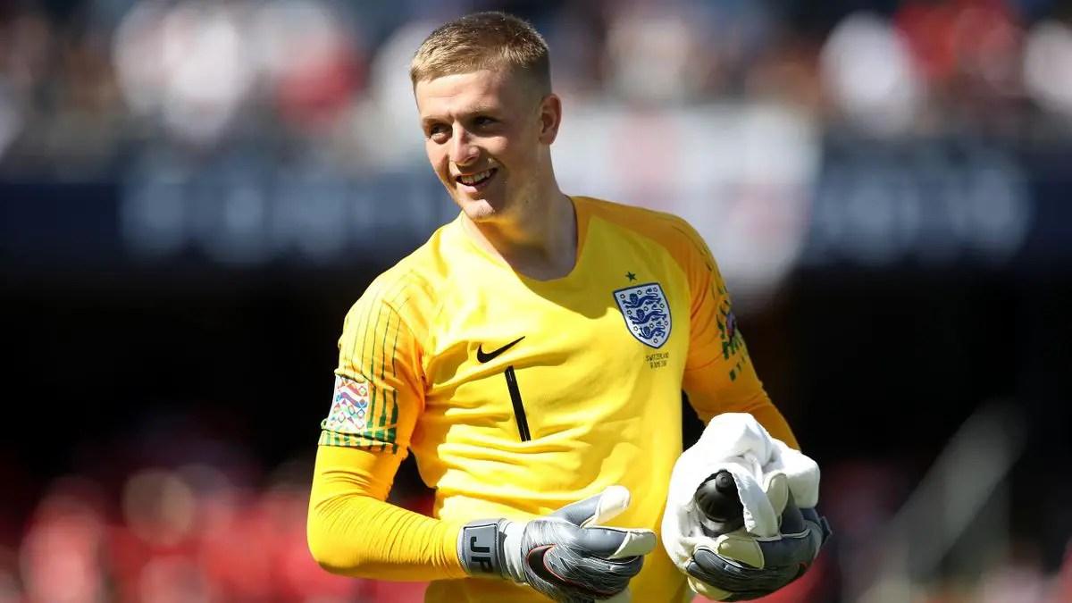 Euro 2020: England Must Not Underestimate Ukraine -Pickford