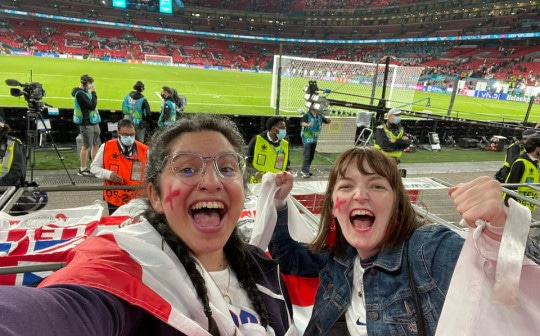 Euro 2020: Woman Get Sacked For Watching England Vs Denmark Semi-Final Game