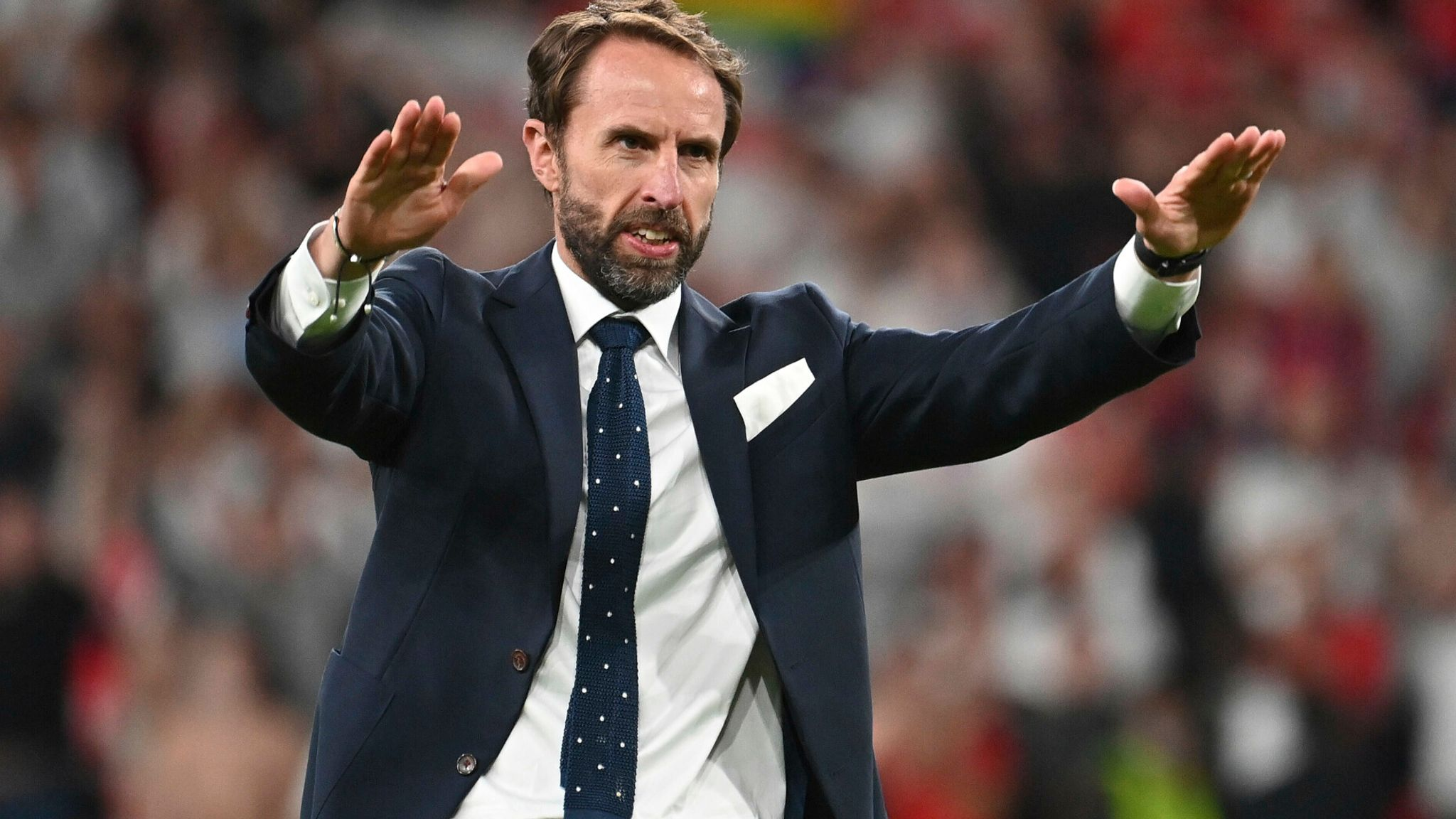 Southgate Gives Verdict On Future With England