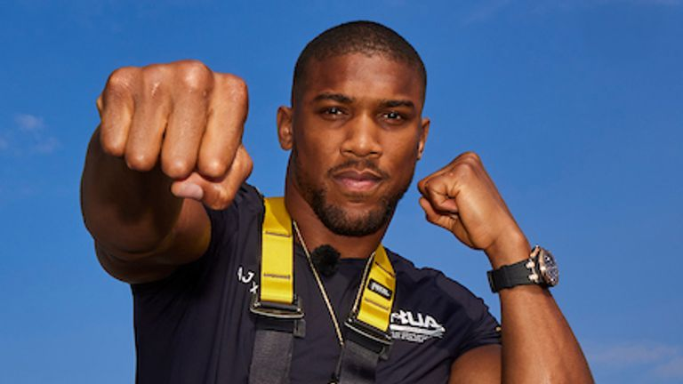 Anthony Joshua Can Still Be The Greatest Of His Generation