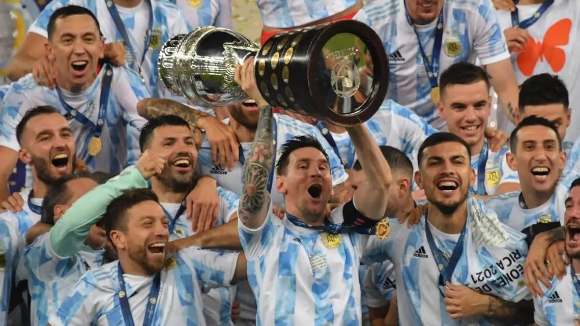 6 Memorable Things Of Copa America 2021 Final: Argentina 1-0 Brazil