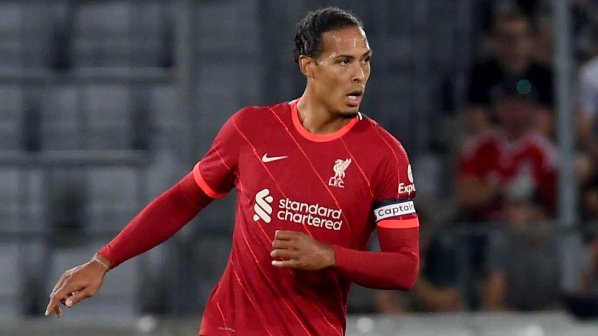 Don't Rush Van Dijk From Injury -Carragher Warns Liverpool
