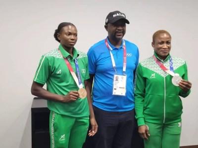 Tokyo-2020-team-Nigeria- sunday-dare-ese-brume-blessing-oborududu