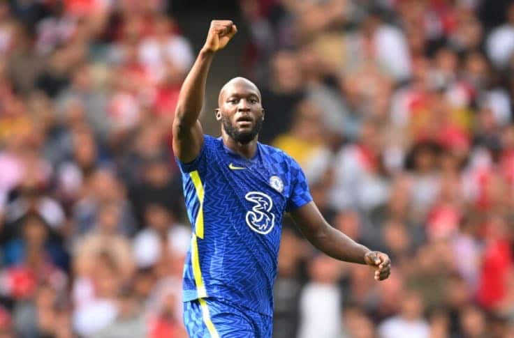 Lukaku Scores On Premier League Return As Chelsea Inflict More Misery On Arsenal