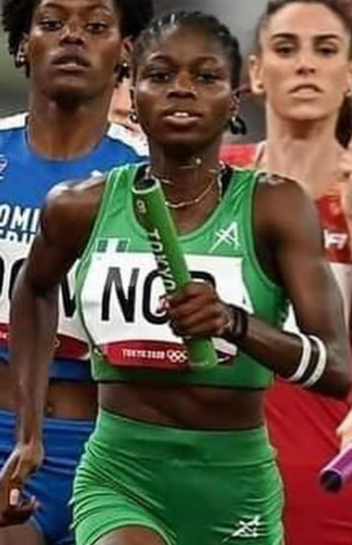 U-20 World Championship: Nse Uko Runs Fastest Time In Qualifiers, Zoom Into 400m Final