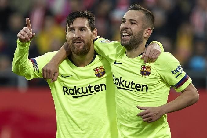 Barca Star: I'm Not Responsible For Messi's Exit