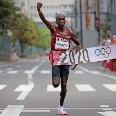 eliud-kipchoge-kenya-marathon-tokyo-2020-olympics-long-distance-race-sports-industry