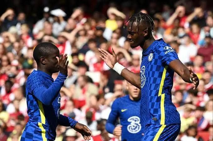 Pre-season: European Champions Chelsea Edge Arsenal In Friendly At Emirates