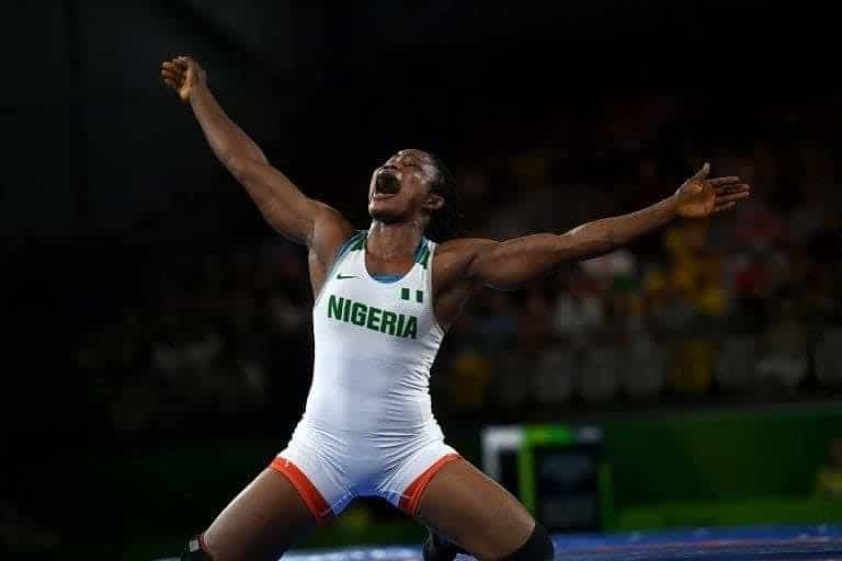 REVEALED: Blessing Oborodudu Defied Injury To Win Silver For Nigeria