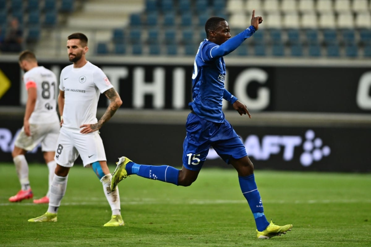 Adewale Thrilled To Inspire Gent Draw Against RFS