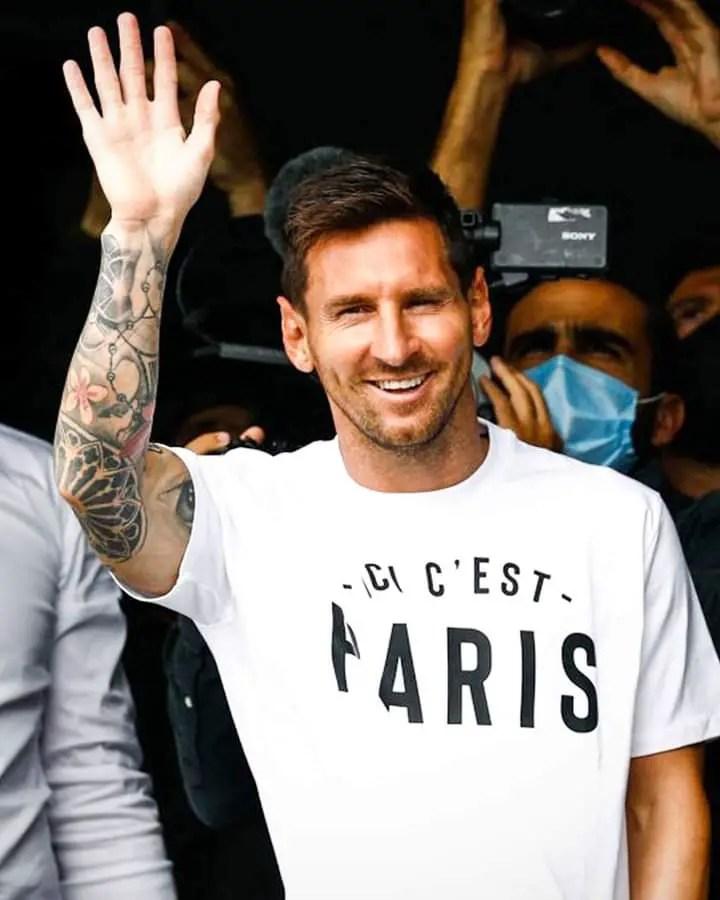 Fabregas Sends Ligue 1 Warning To Messi After  PSG Transfer
