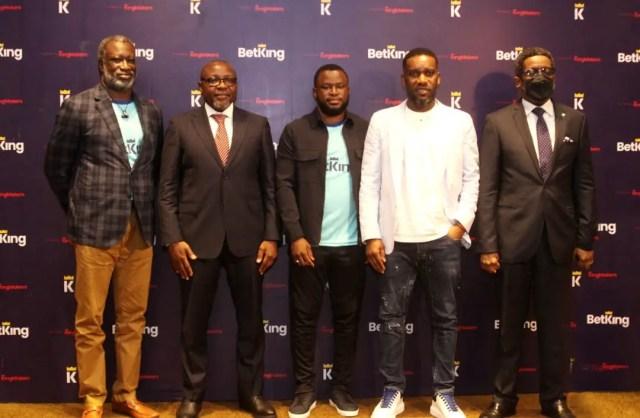 BetKing, Okocha, Relaunch New Brand Identity Ahead European Season