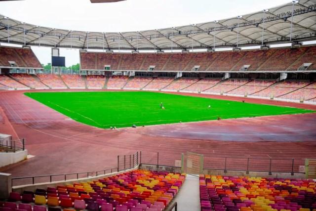 MKO Abiola Stadium Abuja Ready For Use