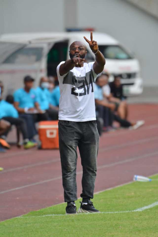 Abia Warriors: Imama Amapakabo Is Still Our Coach