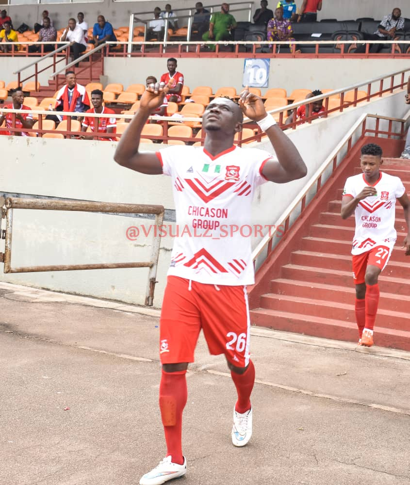 Goal-Scoring Defender Uzoechi Targets More After Terrific Half-Season For Sunshine